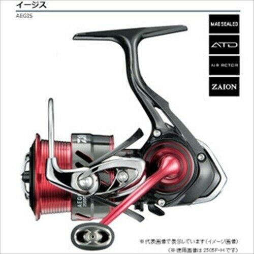 Daiwa Aegis 2003 FH Spinning From Japan