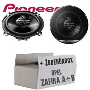 Pionero-Altavoces-para-Opel-Zafira-a-B-Puerta-Trasera-130mm-Coche-Cajas-250w-Kit