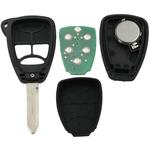 Keyless Remote Key Fob 3 Button With Chip ID46 for Chrysler 300C