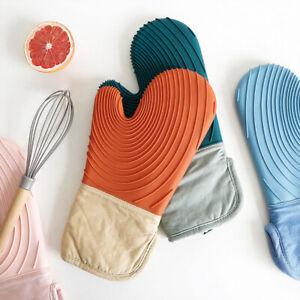 Silicone-Oven-Mitt-Thicken-Heat-Resistant-Cooking-Gloves-for-Kitchen-Baking-BBQ