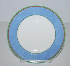 "Villeroy and Boch Tipo Viva Bread Plate  Blue Very Nice 6.5"""