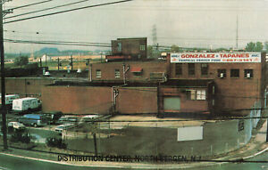 Postcard-Gonzalez-And-Tapanes-Inc-North-Bergen-New-Jersey-Posted-1989