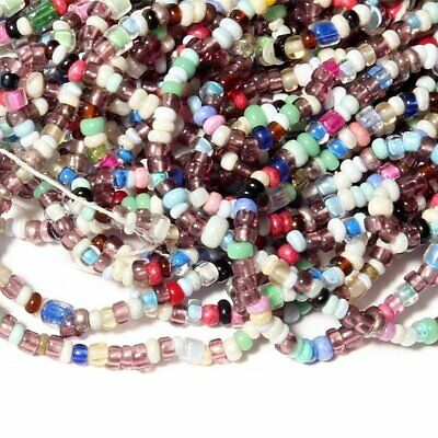 Vintage lot Bugle Glass Beads Jewelry Making New Old Stock NOS A The Bead Shop