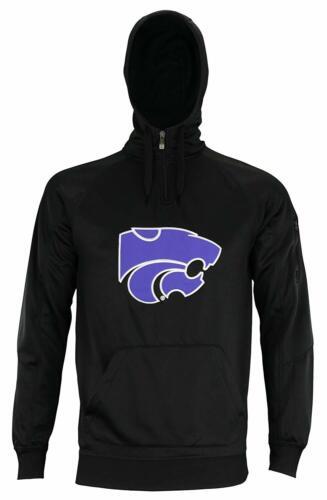 Team Variation Outerstuff NCAA Men/'s Fan Basic 1//4 Zip Hoodie