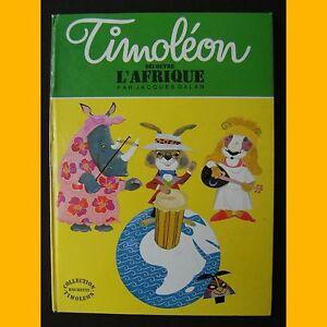 TIMOLEON-DECOUVRE-L-039-AFRIQUE-Jacques-Galan-1972