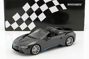 BMW-I8-Roadster-I15-Baujahr-2018-grau-metallic-1-18-Minichamps