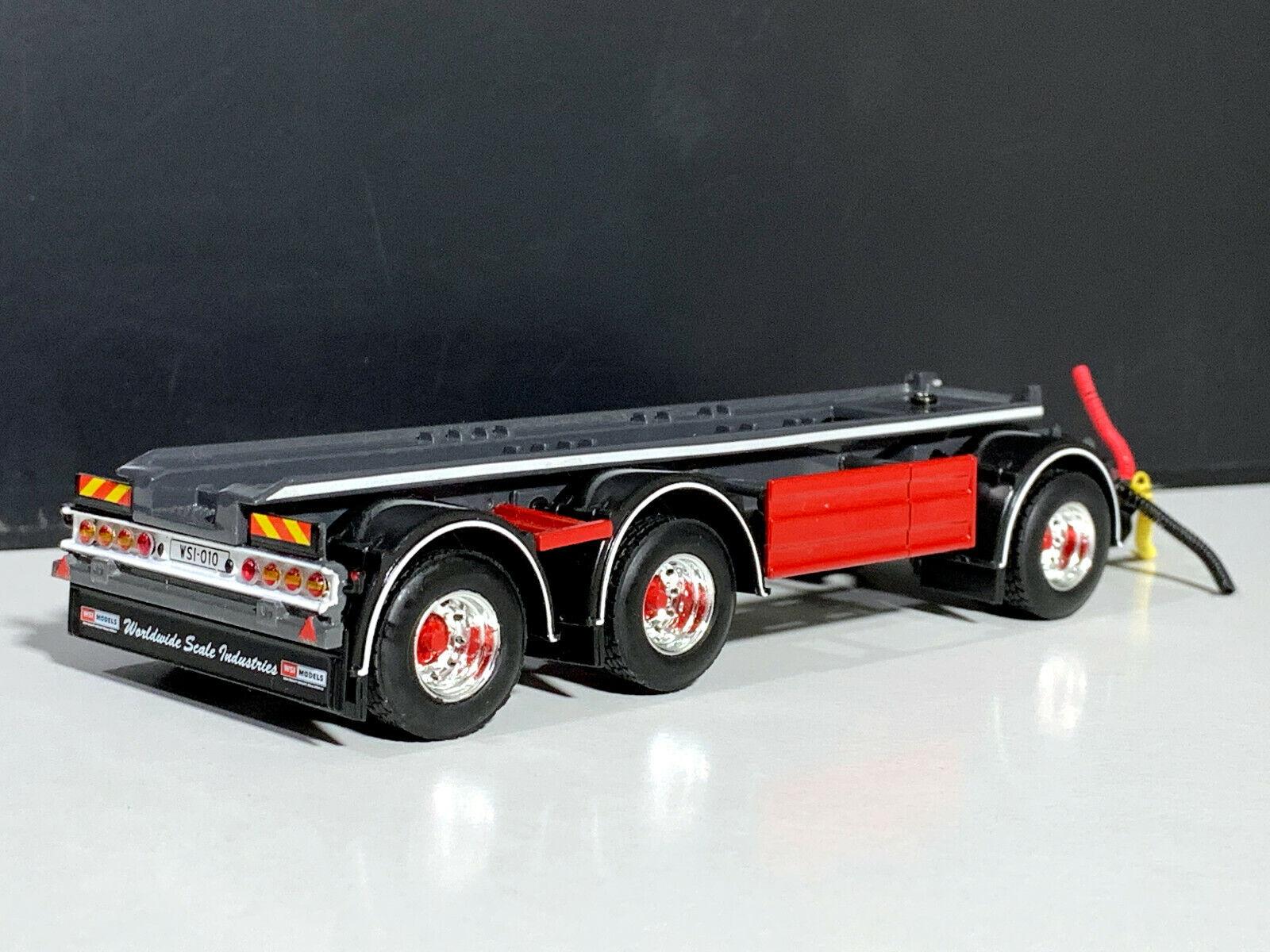 "reefer trailer thermoking 3 axle /""schmitz cargobull/"" WSI truck models 03-1109"