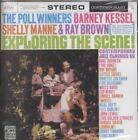 Exploring The Scene 0025218696920 By Barney Kessel CD