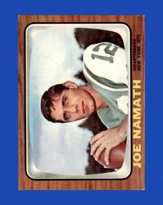 1966-Topps-Set-Break-96-Joe-Namath-EX-EXMINT-GMCARDS