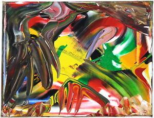 Gemaelde-Bild-Kunstwerk-Acryl-Unikat-abstrakt-modern-bunt-naiv-Sammlerstueck