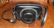 VTG CANON CAMERA CANONET RANGEFINDER POINT SHOOT PHOTOGRAPHY ELECTRONIC EYE 35mm