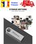 miniature 1 - lot ou pack 3 Micro Clés USB 2 Flash Drive 4 Go Gb GIGA ALU métal Résiste Eau