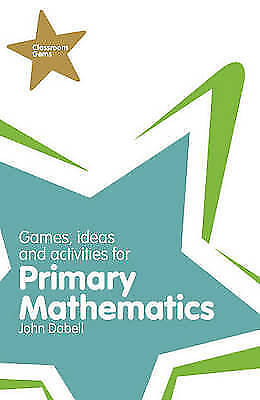 1 of 1 - Classroom Gems: Games, Ideas and Activities for Primary Mathematics by John...