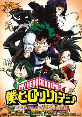 My Hero Academia S1 S3 Two Heroes Movie 3 Ovas English Dub Japanese Audio Ebay