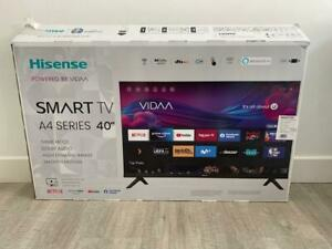 "Hisense 40"" Smart Full HD LED TV with Alexa (40A4GTUK) 2021 Model"