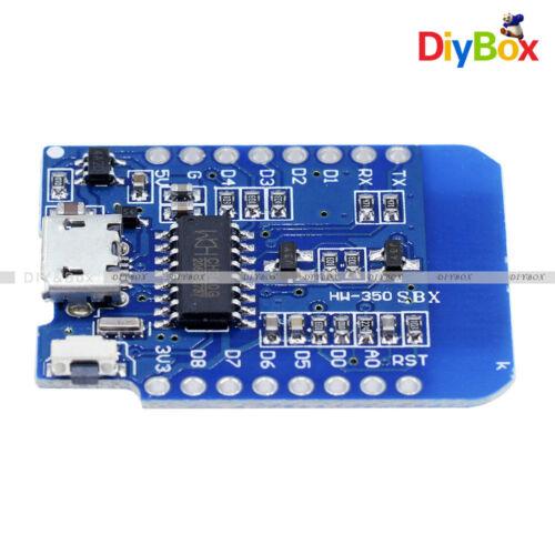 NodeMCU Lua ESP8266 ESP-12F ESP12 WeMos D1 Mini WIFI Dev Kit Development Board
