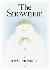 The Snowman by Raymond Briggs (1978, Hardcover)