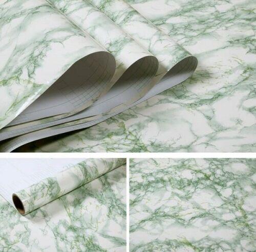 Marble Film Wallpaper Granite Stone Vinyl Wallpaper Wrap For Home Decorations