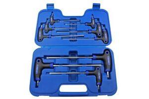 Innen Torx Schlüssel T45 T-Griff Schraubendreher T-Profil Loch Schraubenzieher