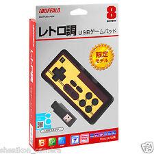 New Buffalo Nintendo Famicom NES USB Game Pad Controller Gamepad iBuffalo Retro