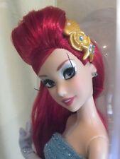 ARIEL petite sirene Poupée Edition Limitée Disney DESIGNER Collection doll new