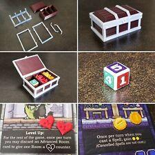 KeyForge Shadows Purple Jumbo Aember Set of 25 Amber Tokens Counters