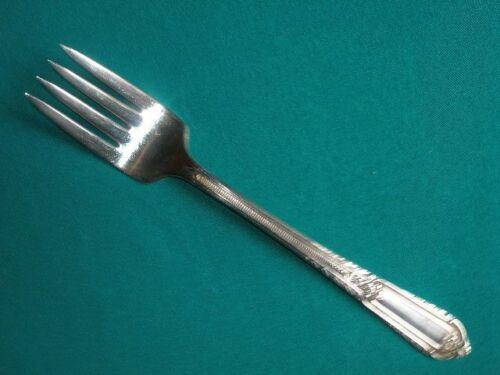 Dessert Fork Cotillion silverplate Rogers 1937 Salad S