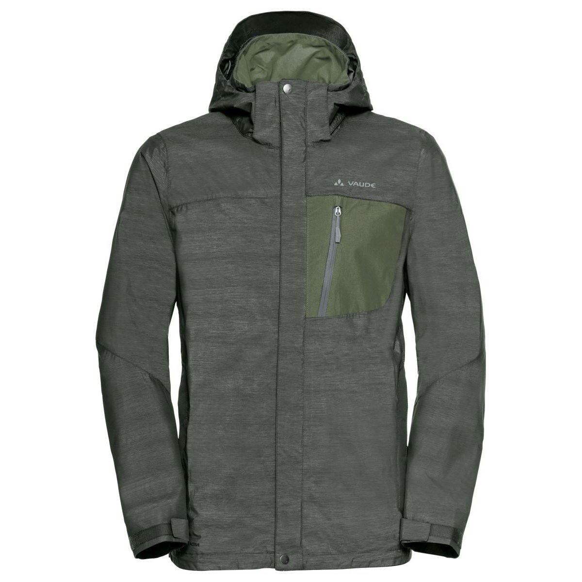Vaude Furnas Jacket III Giacca verde