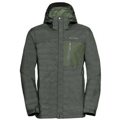 Generoso Vaude Furnas Jacket Iii Giacca Verde- Colore Veloce