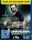 Unknown Identity Blu-ray DVD Video