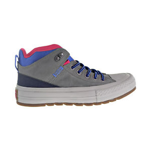 ecdbbee8521 Converse Chuck Taylor All Star Street Boot Hi Big Kids Men s Shoes ...