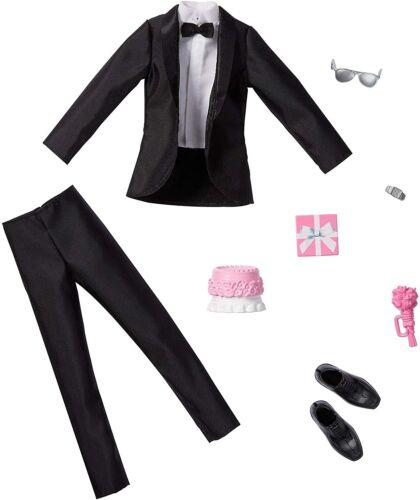 MATTEL 2020 Barbie Doll KEN GROOM DELUXE Fashion Pack