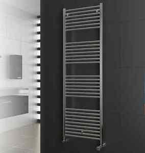 Termoarredo cromato cordivari lisa 22 termosifone bagno scaldasalviette acciaio ebay - Termoarredo bagno cromato ...