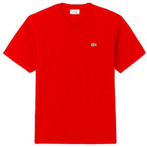 Lacoste-Abbigliamento-LACOSTE-T-SHIRT-COTONE-ROSSO-TH7418-Rosso-mod-TH7418-SJJ