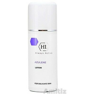 HL HOLY LAND Azulene Cleansing Face Lotion for Delicate Skin 250ml / 8.5oz