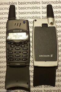 Ericsson T28 T28e T28s Gris Mannequin Modèle D'écran Non Fonctionnel Téléphone Mobile-afficher Le Titre D'origine