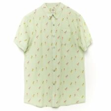 Camisa manga corta Tiwel Aruba Verde Hombre