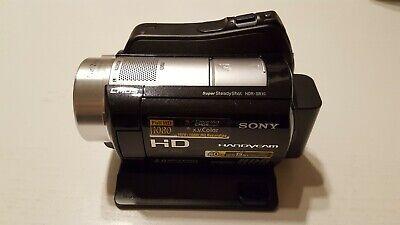Selten Gebraucht Mit Ladestation+fernbed Gut Verkaufen Auf Der Ganzen Welt Top Zustand Sony Hdr-sr10 Camcorder