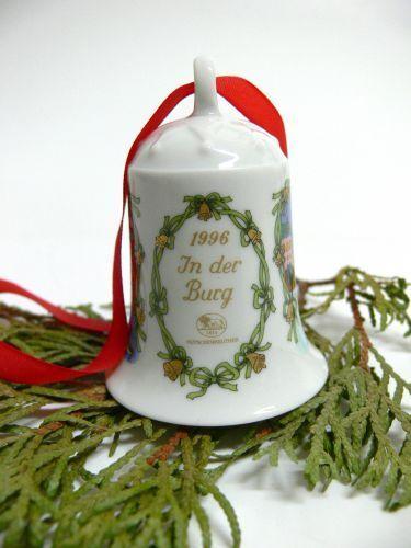 R15 HUTSCHENREUTHER Weihnachtsglocke 1996