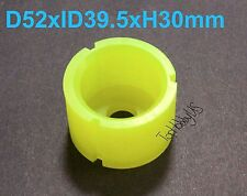 1pc D52xID39.5H30mm Large Rubber Insert Electric Glow Starter, US TH013A-01203