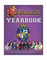 Disney Descendants Yearbook Free Shipping