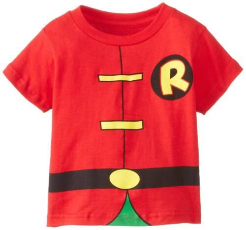 Batman: Robin Costume Caped Toddler T-Shirt