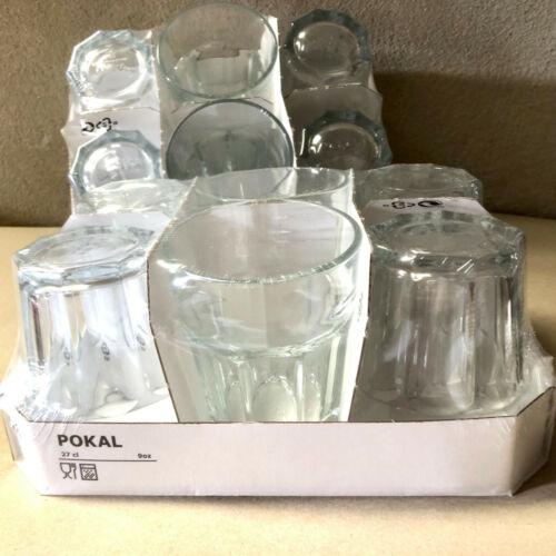 Verre d/'eau 12 pièces verre Verser verres potable verres jus verres NEUF