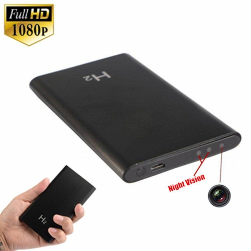 Full HD Cámara de Vigilancia Mini Pequeño Slim Spycam Wanze Seguridad Hogar A215
