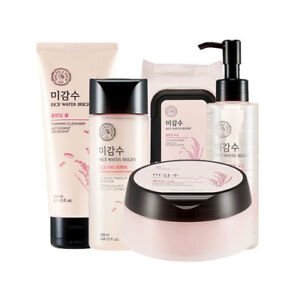 [The Face Shop] Rice Water Bright Cleansing ( Foam/Oil