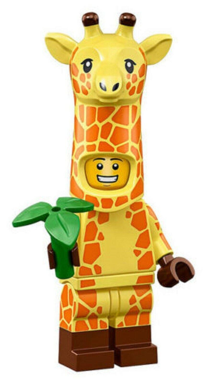 Lego 71023 The Lego Movie 2, Magicien d'Oz Series (girafe Guy)