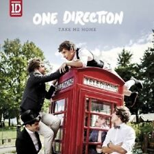 ONE DIRECTION - TAKE ME HOME  CD  13 TRACKS INTERNATIONAL POP  NEU