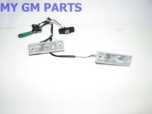 chevy cruze rear license plate light w trunk release switch 2011 2014 Cruze Radio image is loading chevy cruze rear license plate light w trunk