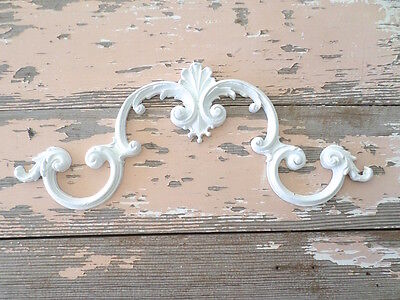 SHABBY /& CHIC ARCHITECTURAL SCROLLS *FURNITURE APPLIQUES ONLAYS MOULDINGS