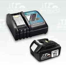 Ersatzakku 18V Lithium-Ion 4,0Ah für BL1840 + orig. Makita Ladegerät DC18RC